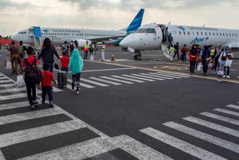 Gila Harga Tiket Pesawat Mudik Bandung Medan Tembus Rp 21 Juta Cakapcakap